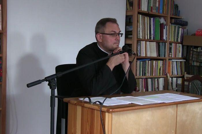 ks. Jerzy Molewski - Adoracja Najświętszego Sakramentu
