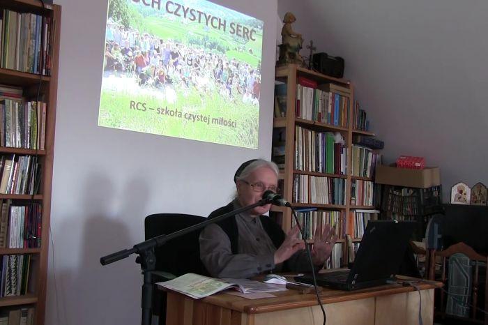 s. Maria Kwiek - RCS - Szkoła Czystej Miłości