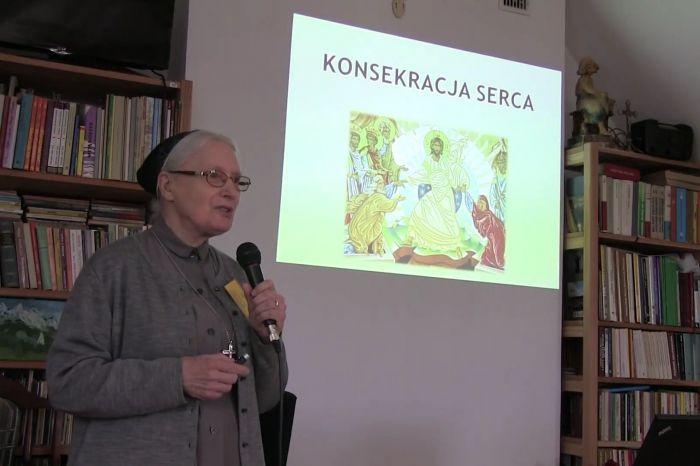s. Maria Kwiek - Konsekracja Serca
