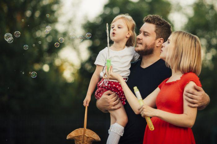 Trójca Święta, czyli… szczęśliwa rodzina!