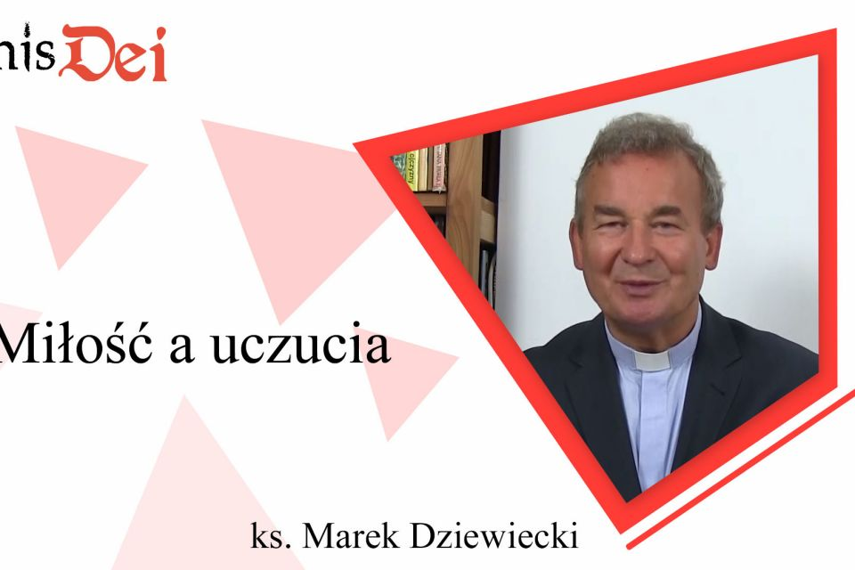 Rekolekcje ks. Marek Dziewiecki - 14. Miłość a uczucia