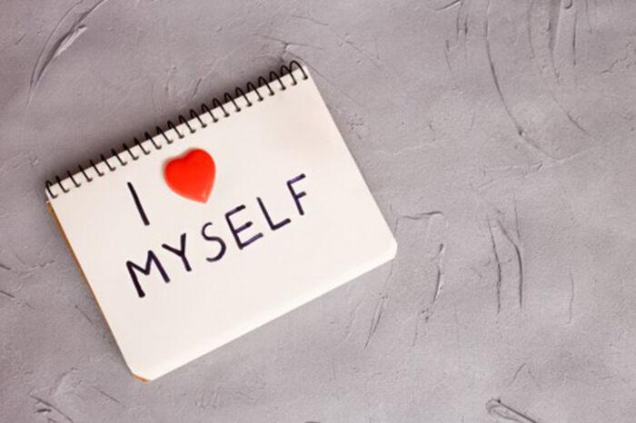 O miłości do siebie...